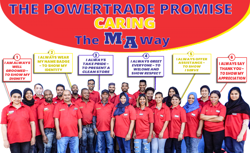 The MA promise