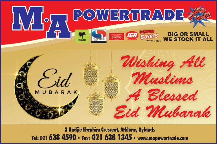 MA Powertrade Ear Space Eid 2020