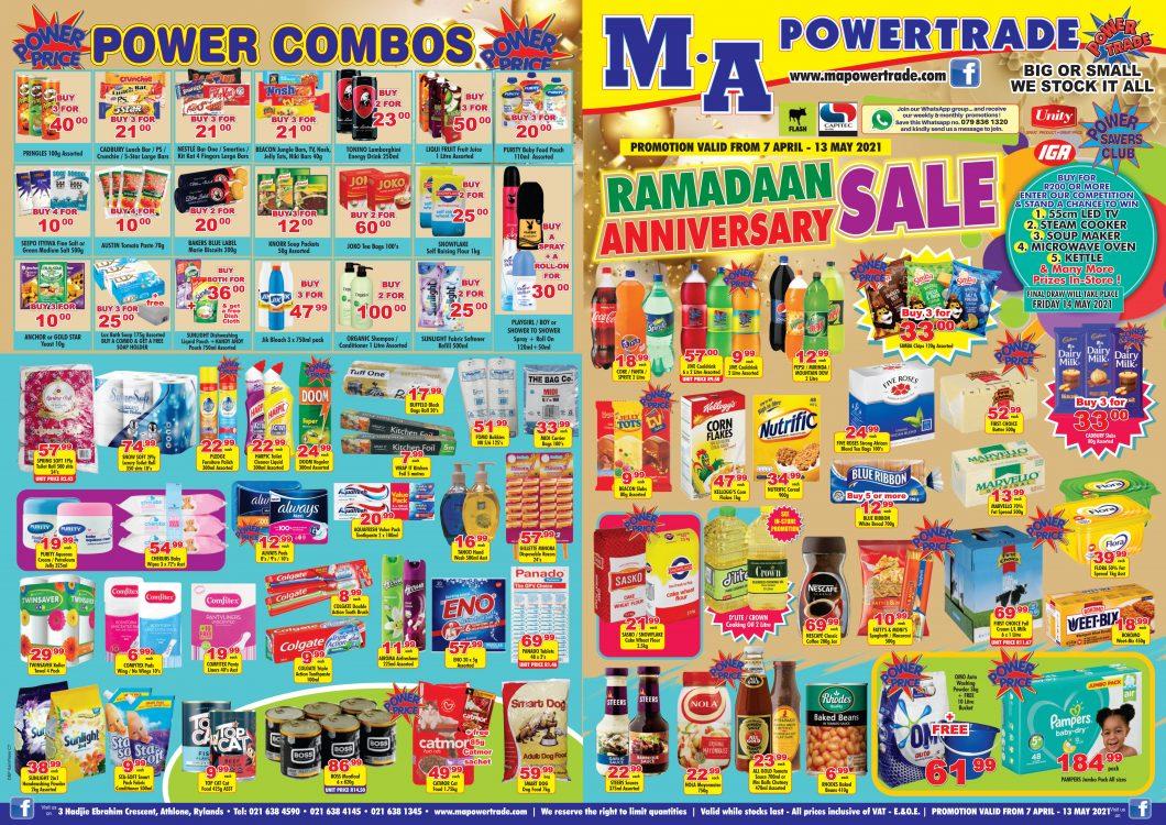 Ramadaan Anniversary Sale 1