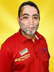 Mr Rawoot General Manager