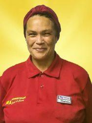 Shareefa -cashier