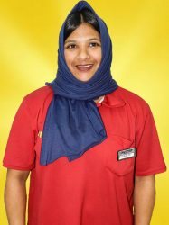 Tasneem Admin Finance Supervior